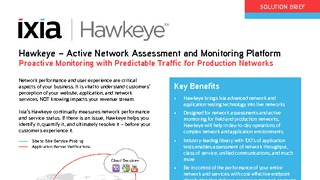 Solution brief hawkeye proactive monitoring with predictable traffic for production networks.pdf thumb rect large320x180