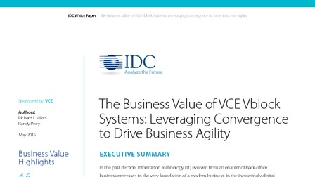 Idc business value of vce vblock systems.pdf thumb rect larger
