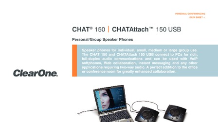 Clearone chat150 datasheet.pdf thumb rect larger