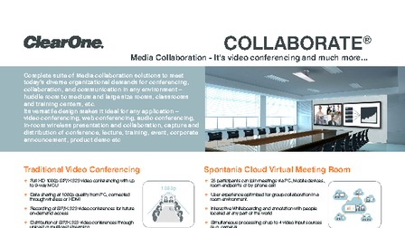 Clearone collaborate data sheet.pdf thumb rect larger
