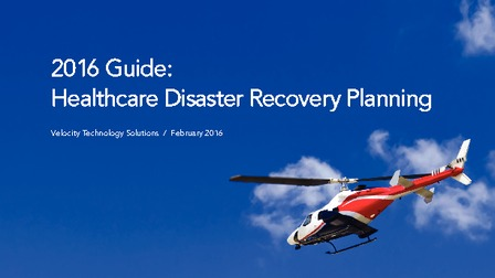 Healthcare disaster recovery planning guide.pdf thumb rect larger