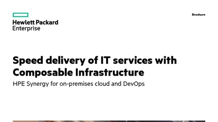 Ds speed delivery of it services with composable infrastructure.pdf thumb rect larger