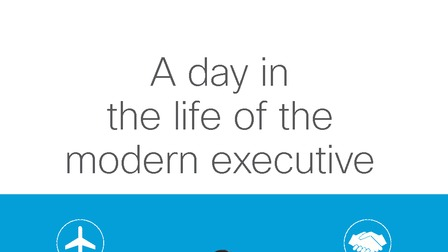 A day in the life of a modern executive  infographic.pdf thumb rect larger