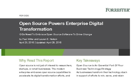 Forrester report open source powers enterprise digital transformation.pdf thumb rect larger