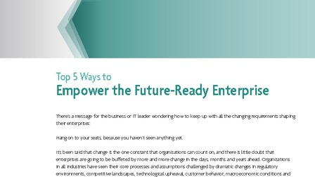 Top 5 ways to empower the future ready enterprise.pdf thumb rect larger