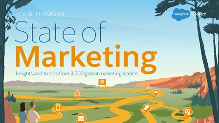 Salesforce research fourth annual state of marketing.pdf thumb rect larger