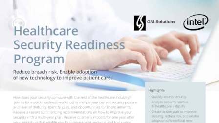 Gs solutions healthcare security readiness brochure.pdf thumb rect larger