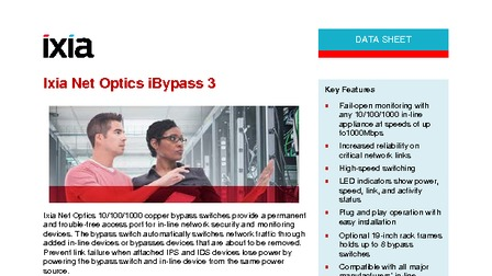 Data sheet ixia net optics ibypass 3.pdf thumb rect larger