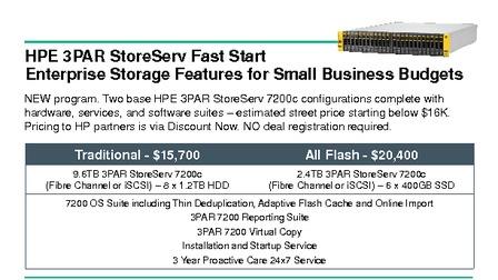 HPE 3PAR StoreServ Storage - Irvine, United States of