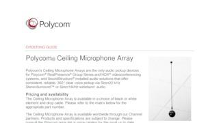 Polycom ceiling microphone array ordering qrg enus.pdf thumb rect large320x180